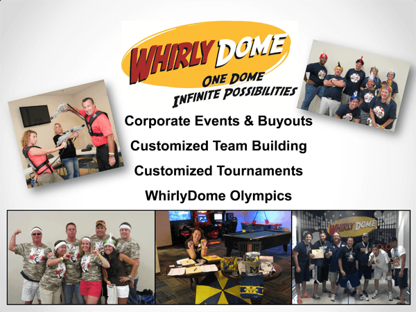 whirly dome groupon